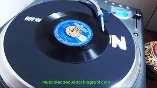 SANJUANITO Luis Alberto Valencia con Los Locos del Ritmo - Besándote me Despido (Vinyl Años 60)