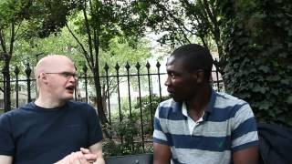 can anyone be a polyglot? interview with richard simcott