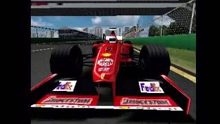 formula one 99 - AUSTRAILIAN GP