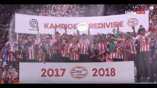 Hollanda Ligi 31. hafta I PSV Eindhoven 3-0 Ajax Maç özeti (Şampiyonluk Maçı)