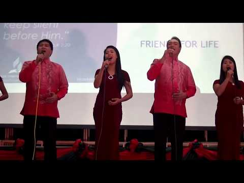 THE HOLY CITY - Friends for Life Singers