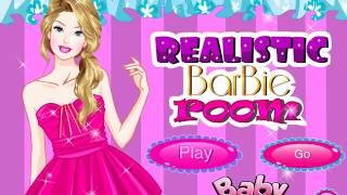 СУПЕР КОМНАТА для Барби Детская игра для девочек