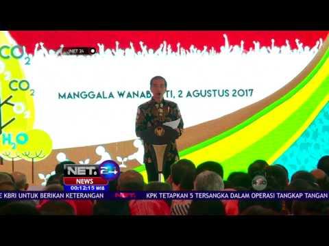 Jokowi Tegur Kinerja Kementerian Lingkungan Hidup dan Kehutanan - NET24 Mp3