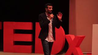 The Universal Tools of Self Discovery | Ali Imad Daoudi | TEDxIMU