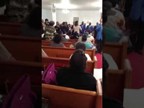 Antioch Gospel Choir 2017