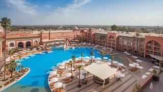 Savoy Le Grand Hotel Marrakech 5-star hotel.