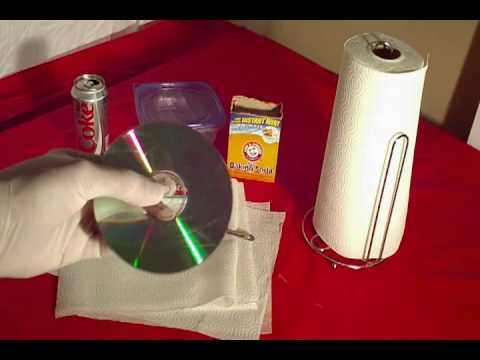 how to remove scratches from any dvd youtube. Black Bedroom Furniture Sets. Home Design Ideas
