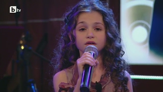 Krisia Todorova Singing Dust In The Wind By Kansas