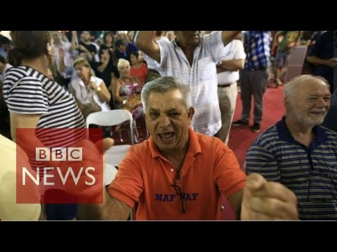 Greece Election: Alexis Tsipras Hails 'victory Of The People' - BBC News