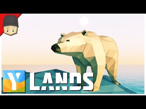 YLANDS - Polar Bears! : Ep.08 (Survival/Crafting/Exploration/Sandbox Game)