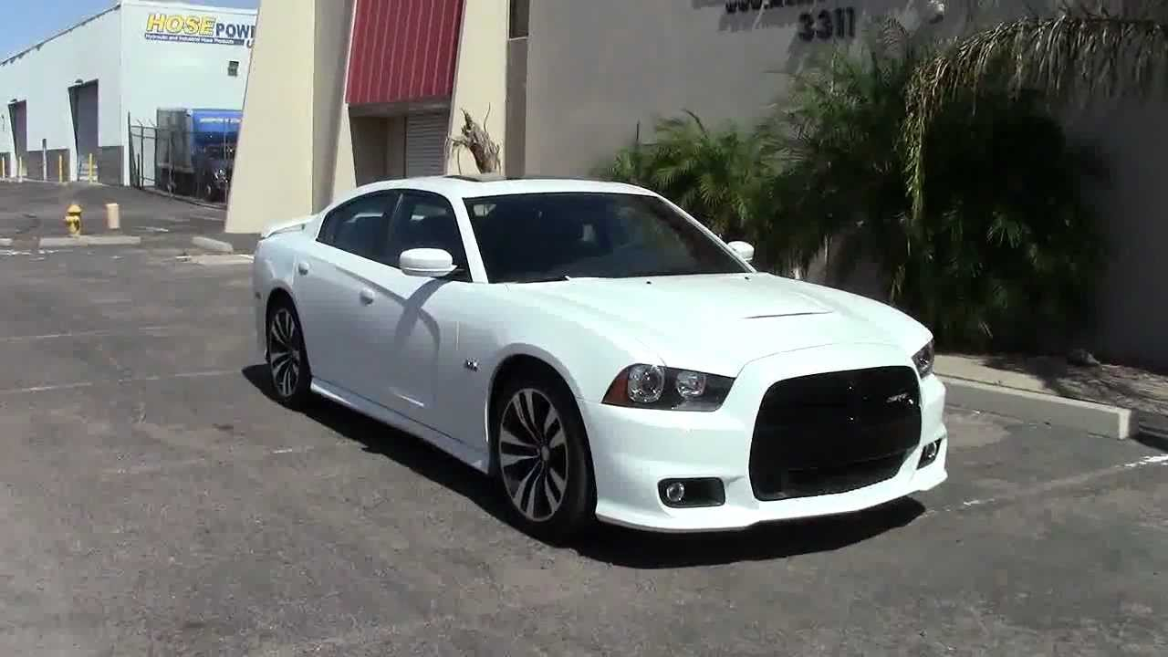 2013 Dodge Charger Srt8 Youtube