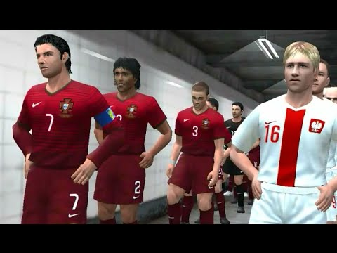 Portugal Vs Polen