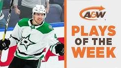NHL Plays Of The Week: Miro Heiskanen Splits The Jets D