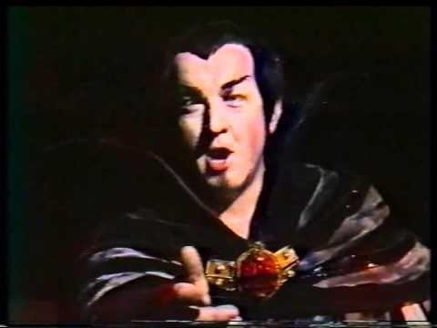 Gounod: Faust - Mefisztó rondója - Kováts Kolos