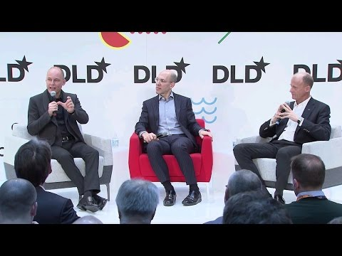 Highlights - Up in the Air! Vision & Reality (Enders, Piccard, Michaels) I DLD17