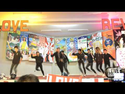 CFC-YFC 17th EUROCON Dance Competition - YFC MONACO