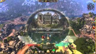 The Settlers 7 - Paths to a Kingdom gameplay