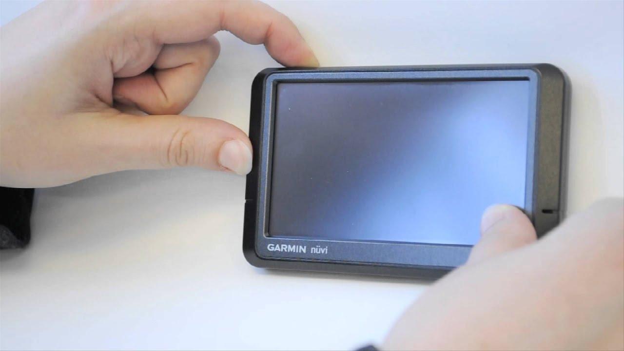 garmin gps device hard reset youtube rh youtube com Garmin Nuvi Owners Manual 2013 Garmin Nuvi 1300 Instruction Manual