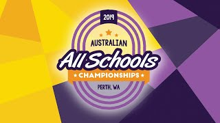 2019 All School Championships - Day 1 Evening