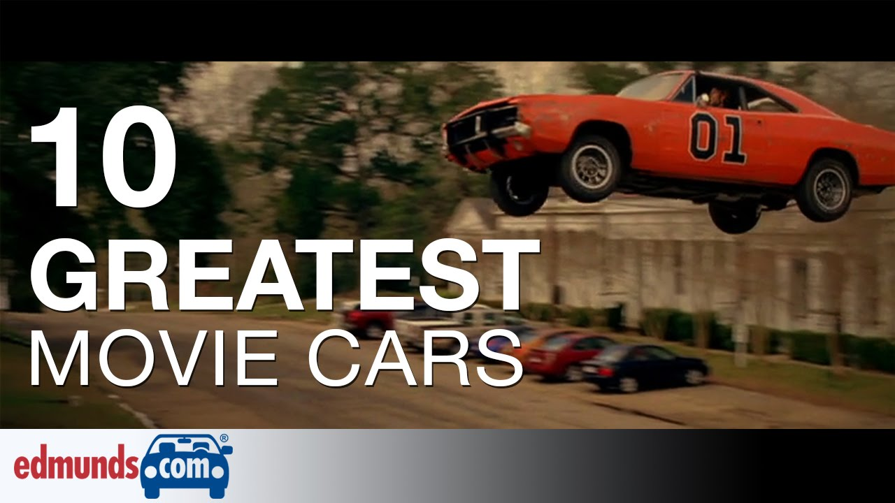 10 Greatest Movie Cars - YouTube
