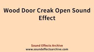 Download MP3 Songs Free Online - Wood door creak open sound effect ...