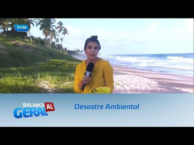 Desastre Ambiental: Pesquisadores da UFBA afirmam que petróleo encontrado nas praias é venezuelano