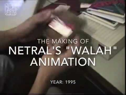 The Making of Netral's Walah Animation