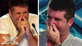 When Judges Get The Giggles | X Factor UK thumbnail