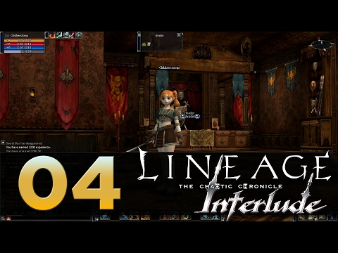 Lineage 2: Interlude - Episode 04 - Artisan Class Transfer