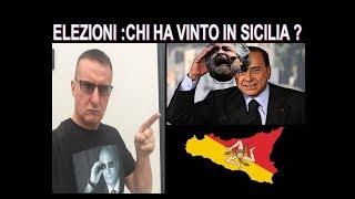 Elezioni in Sicilia chi ha vinto , centro destra o M5S ?