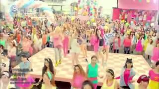 SNSD / Girls Generation - Love And Girls MV