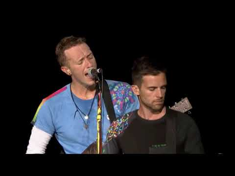 """In My Place"" - Coldplay Live! (HD)"