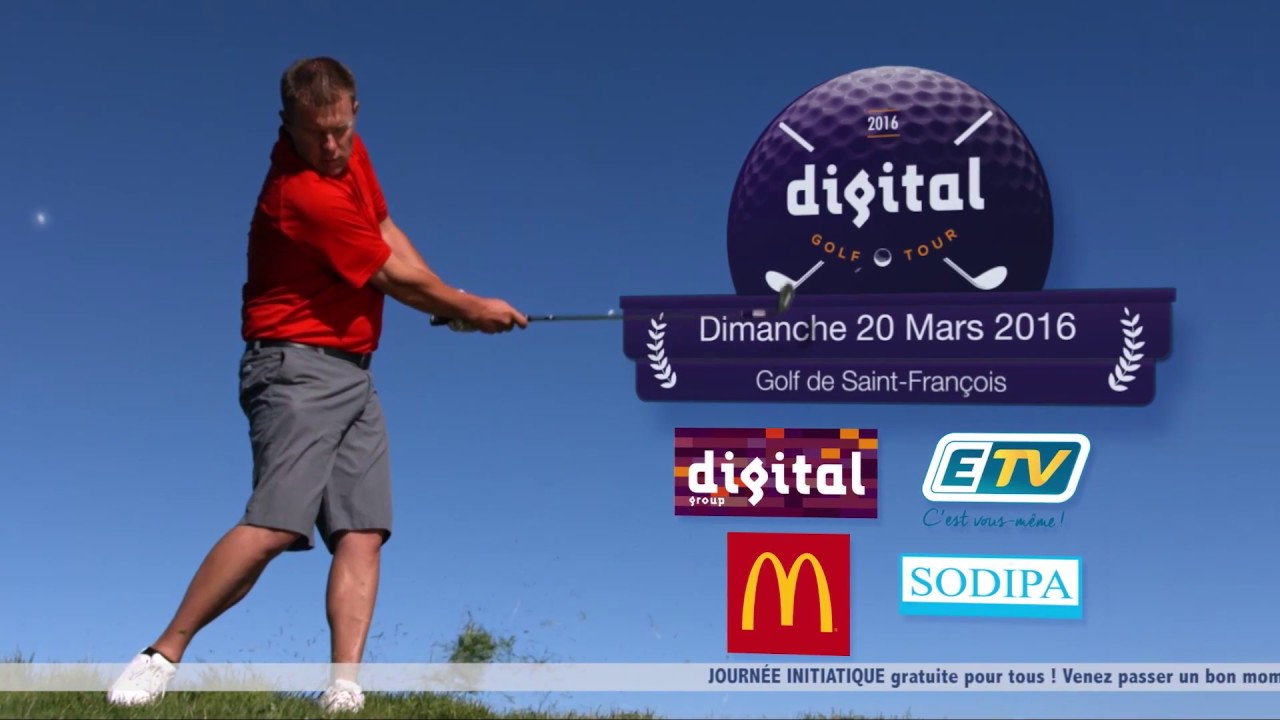 Spot : DIGIGOLF TOUR