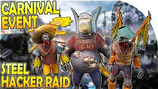 NEW CARNIVAL EVENT in FULL UPDATE 1.11.6 (STEEL HACKER RAID) - Last Day on Earth Survival 1.11.6