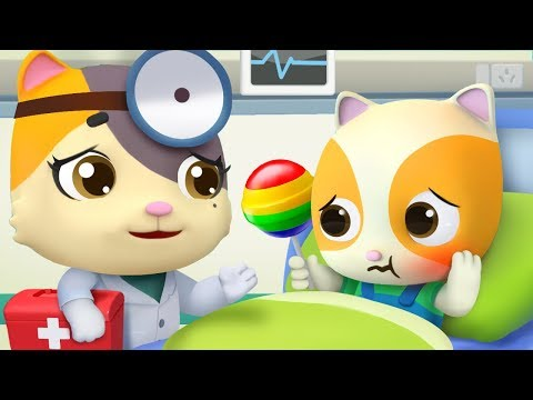 May I Do It Song | Doctor Cartoon, Play Safe Song | Nursery Rhymes | Kids Songs | BabyBus