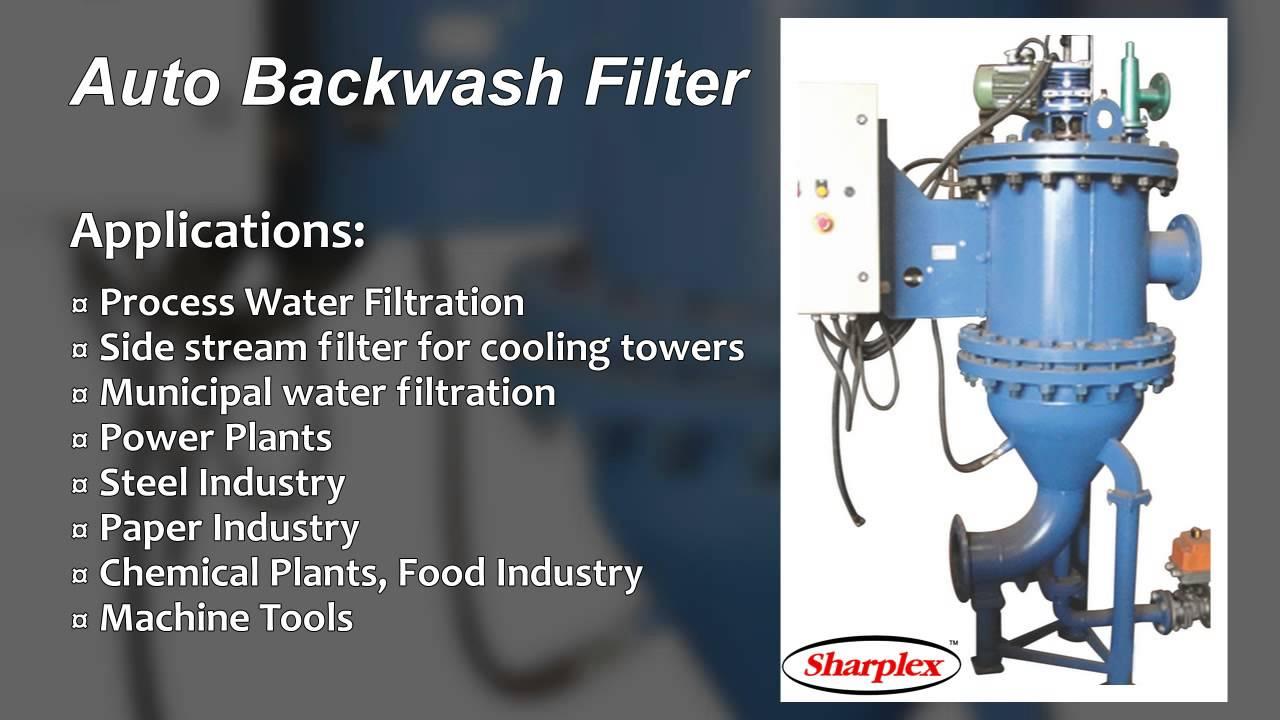 Auto Backwash Filter