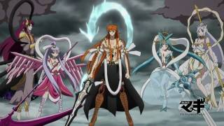 Download [MAGI AMV] kou empire: this is for the fallen MP3 song and Music Video