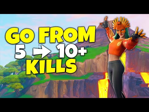Take Your Game From 5 Kills To 10+ In Fortnite Season 8