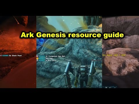 5 Tips Tricks For Surviving Ark Genesis Use a pearl converter mod that can make black and or regular pearls. 5 tips tricks for surviving ark genesis