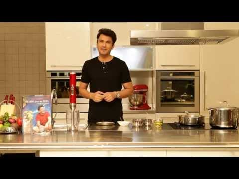 Bloopers with Chef Vikas Khanna