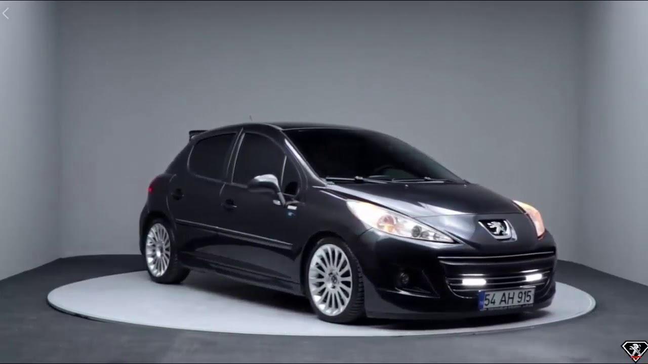 Peugeot 207 Tuning Peugeot Best Peugeot 207 Fan Tr Youtube