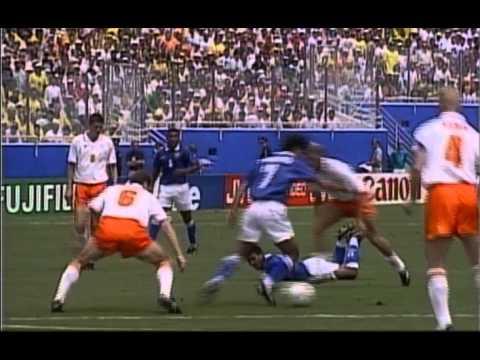 Brazilie Nederland 1994 Nederland Brazilië wk Usa