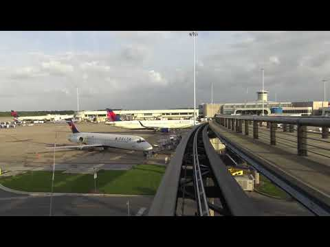 Orlando International  airport people mover