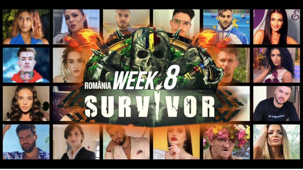 SURVIVOR ROMANIA 2021 Eliminations | WEEK 8