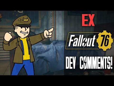 Ex-FALLOUT 76 Dev Comments On The Possible...