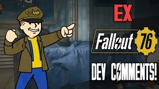 Ex-FALLOUT 76 Dev Comments On The Possible Changes Within Fallout 76!