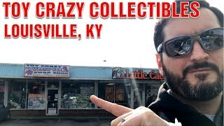 Toy Hunting At Toy Crazy Collectibles In Louisville, Ky