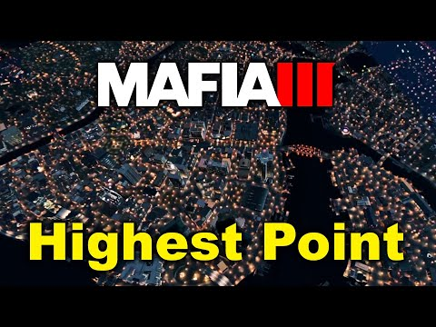 Highest Point in Mafia 3