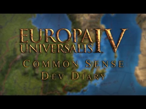 Europa Universalis IV: Common Sense - Developer Diary Feature Spotlight