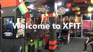 X fit gym in topsia. Topsia's first unisex gym. 2000 sqft area